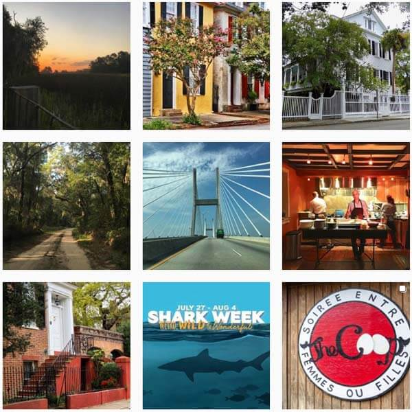 Follow Charleston.com on Instagram