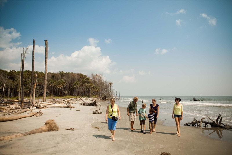 Barrier Island Eco-Tours