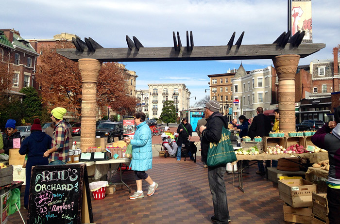 Mount Pleasant Holiday Market & Craft Show